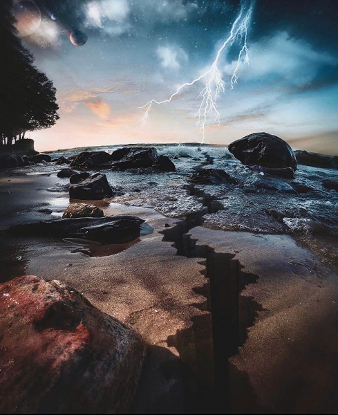 Lightning Fissure
