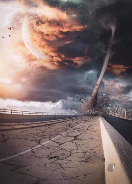 Tornado on Topsail